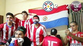 PARAGUAY (2) vs QATAR (2) | Reaccionando al partido