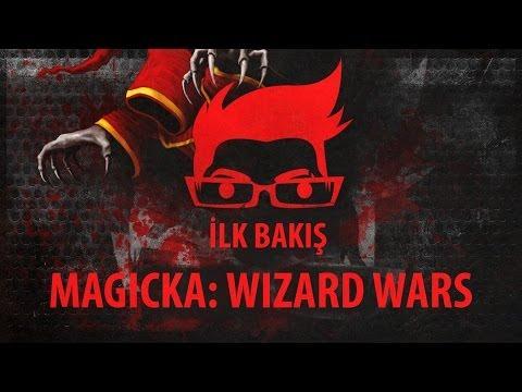 Magicka: Wizard Wars İlk Bakış MMOBilgesi