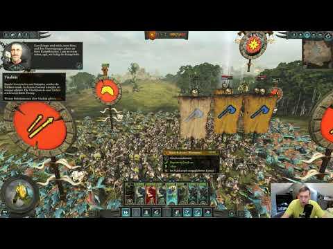 Total War Warhammer 2 HD #03★ Echsen Gedränge ★ Let's Play by Murexx