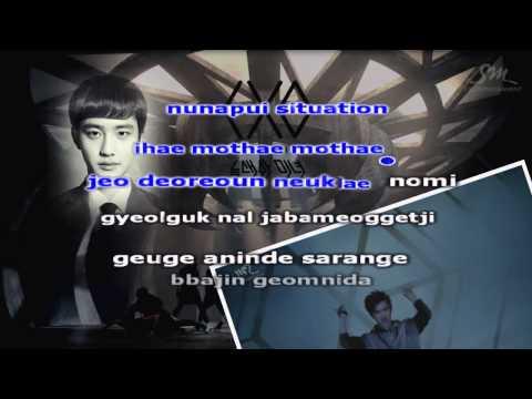 Wolf - EXO (Karaoke/Instrumental)