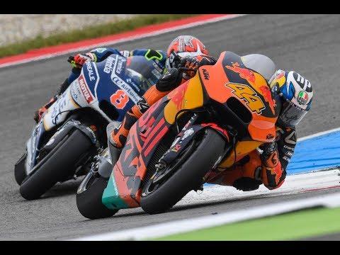 2017 #DutchGP - KTM in action