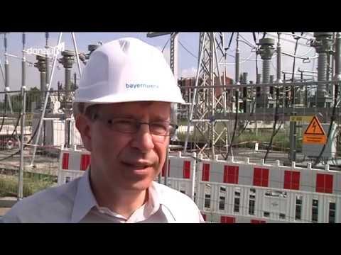 DonauTV: Entwicklung der Stromnetzinfrastruktur im Raum Straubing-Bogen