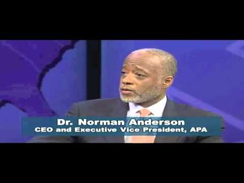 APA's 2011 Stress in America Town Hall Webcast - Part 1