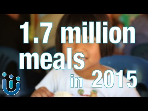 What a truly spectacular year for USANA's True Health Foundation. Because 100 percent of every dollar donated goes to help people desperately in need, we were able to accomplish much more than we ever imagined. In 2015 alone, the foundation donated more than 1.1 million dollars in aid and 1.7 million meals! Please help us in our goal to make 2016 even bigger.