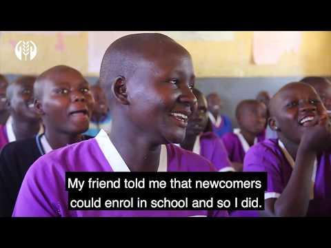 Nachai escaped Female genital mutilation