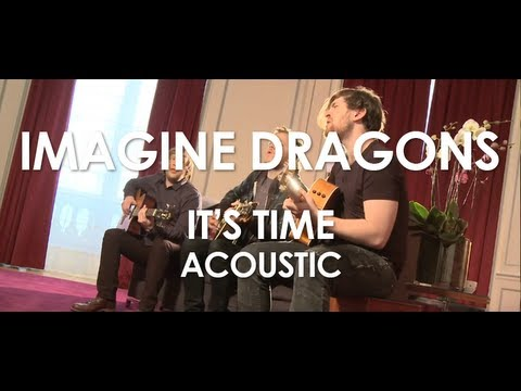 Baixar Imagine Dragons - It's Time - Acoustic [ Live in Paris ]