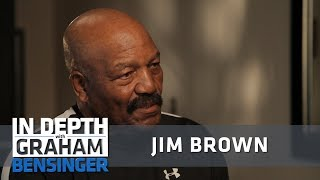 Jim Brown interview: I disagreed with Martin Luther King Jr.