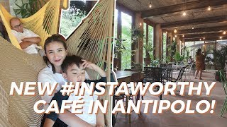 New Café in the Antipolo area!