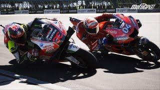MotoGP 19 | Career Pt 29: Home Grand Prix (Xbox One X)