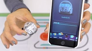 Tiny little Robot! | iJustine