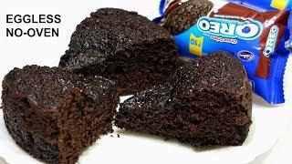 Oreo Biscuit Cake in Cooker   बिस्किट से केक बनाने का सबसे आसान तरीका   Biscuit Cake  Kabitaskitchen