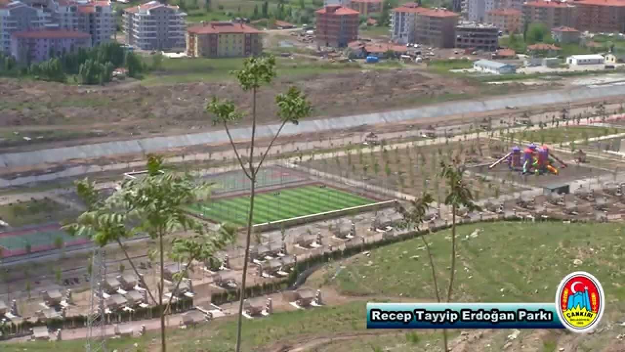 Çankırı Recep Tayyip Erdoğan Parkı