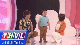 THVL | Thiên thần đi học - Tập 2[1]: Bé Hoàng Long tả mẹ mình giống như công chúa Bạch Tuyết
