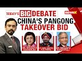 Chinas Pangong Takeover Bid | Xis New Attempt To Reinforce Supremacy? | NewsX