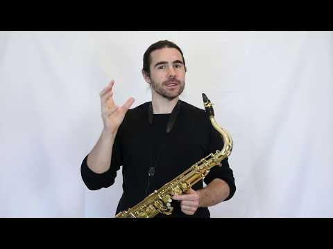 Composer Resources: Saxophone, Singing & Playing / Joshua Hyde