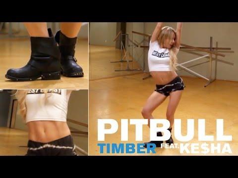 Baixar Pitbull ft. Ke$ha - Timber (Dance Tutorial)