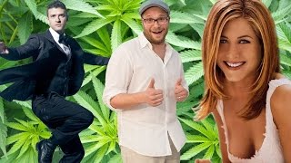 Top 10 Celebrity Potheads