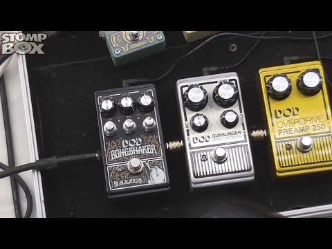 DOD Boneshaker Distortion