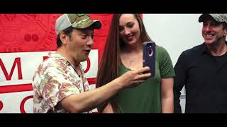 Rob Schneider and Jamie Lissow Tour for the Troops | Armed Forces Entertainment