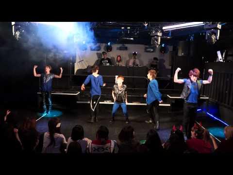 SHINee - Sherlock dance cover by BTICK (Apr.7,2012)