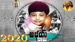 Jr NTR fans convey birthday wishes to Nandamuri Abhay Ram,..