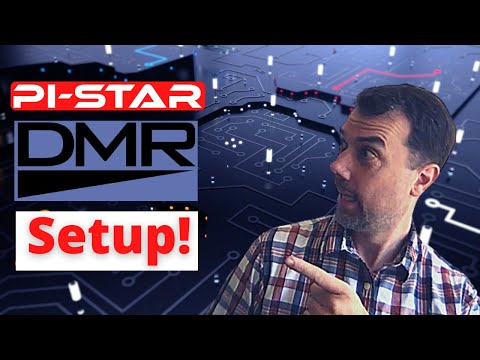 DMR Journey pt 4: How to get your Hotspot on Your Network and Setup for Your Radio