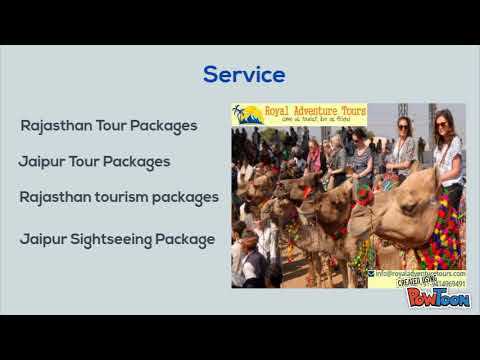 Rajasthan Tour Packages, Book Rajasthan Holiday Package at Royal Adventure Tour