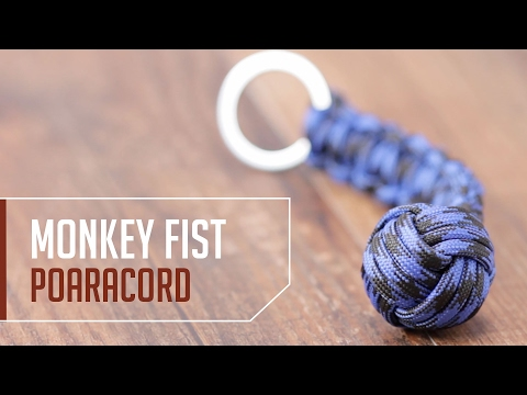 This Monkey Fist Paracord Is Essential For Any Survivalist