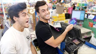 We Swapped Credit Cards For A Day