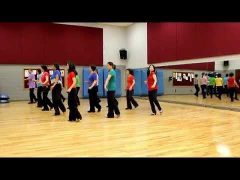 Hey O - Line Dance (Dance & Teach in English & 中文)