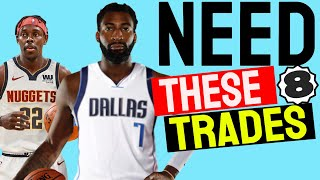 8 NBA trades that NEED to happen [2020]