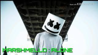 MARSHMELLO : ALONE (TOP MUSICAS)