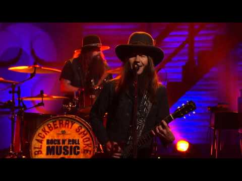 Conan O'Brien Presents: Blackberry Smoke 09/14/15