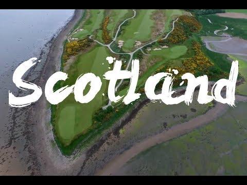 Yale Golf: Scotland