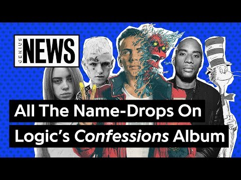 All The Name-Drops On Logic's 'Confessions of a Dangerous Mind' | Genius News