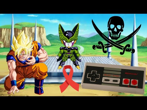 Dragon Ball Z Super Butoden 2 (NES) | Videojuegos trucha #3
