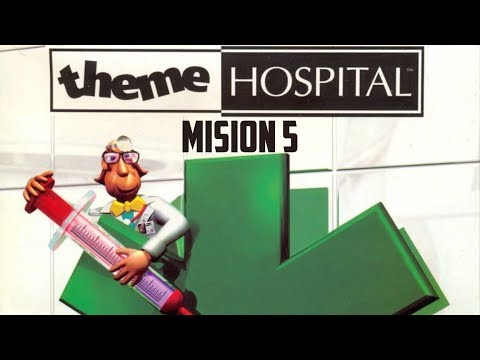 Theme Hospital (1997) - PC - Misión 5