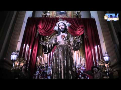 Besamanos extraordinario del Sagrado Corazón de Jesús de Nervión