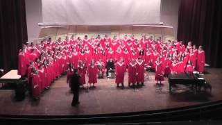 Balleilakka - Austin High School Concert Choir (A.R. Rahman)