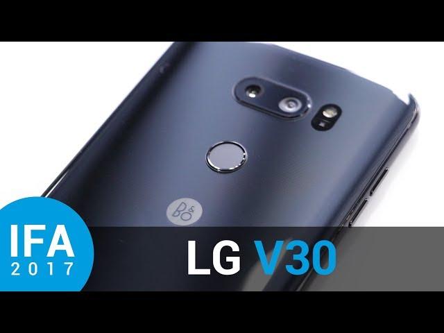 Belsimpel-productvideo voor de LG V30 Blue