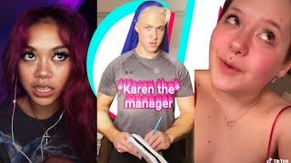 TIK TOK MEMES to watch before Karen calls the manager 👁👄👁