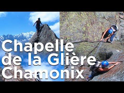Chapelle de la Glière Arête Sud Aiguilles Rouges Chamonix Mont-Blanc montagne escalade alpinisme