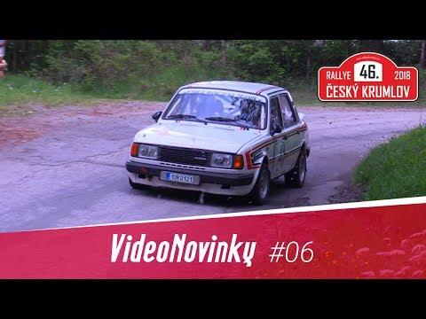 46. Rallye Český Krumlov 2018 - Historici