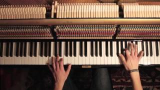 DRAGONBORN - TES V: Skyrim Main Theme (Piano Cover) + sheets