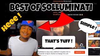 Best Of SoLLUMINATI's Streams (HILARIOUS)