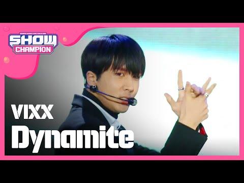 (ShowChampion EP.184) VIXX - Dynamite