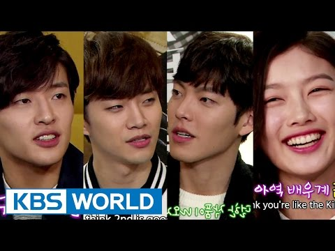 Entertainment Weekly | 연예가중계 - Kim Woobin, Lee Junho, Kang Haneul (2015.03.27)