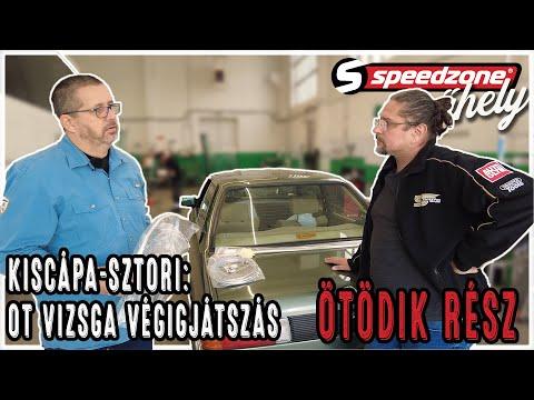 Speedzone műhely: Kiscápa-sztori: OT vizsga végigjátszás (Ötödik rész)