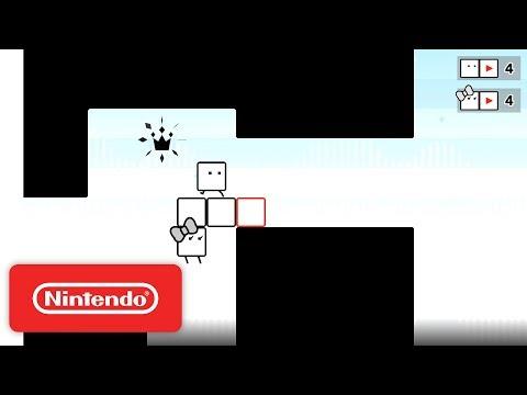 BOXBOY! + BOXGIRL! - Box Basics - Nintendo Switch