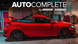 AutoComplete: Honda built a Civic Type R pickup... because reasons